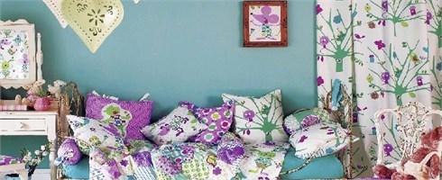 Текстиль для декорирования