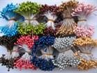 Для любительниц флористики из искусственных цветов различных материалов!