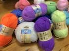 Пополнение ассортимента детской пряжи от Пехорского текстиля!