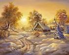 Дорогие друзья! Вот и наступила зима! Зима - время волшебства.