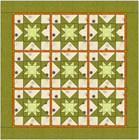 Творим чудеса из ткани с шаблонами для лоскутного шитья!