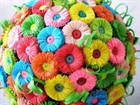 Живая роскошь бумажных цветов!