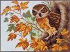 Канва с рисунком от Матрёнина Посада.