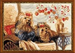 Набор для вышивания  Домашние любимцы - фото 13418