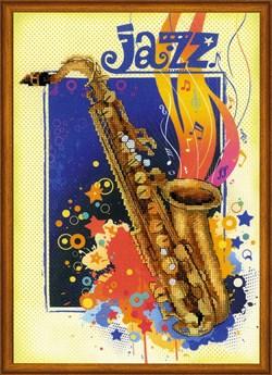 Набор для вышивания  Джаз - фото 14339