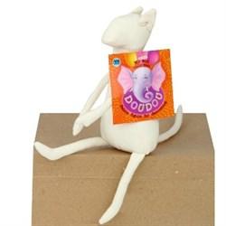 Основа для декора  Мой мягкий талисман  - кот, 15см + 9.5см - фото 14524
