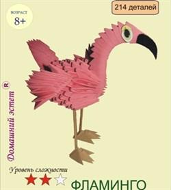 Модульное оригами Фламинго - фото 14640