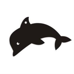 Акриловая форма Дельфин - фото 14861