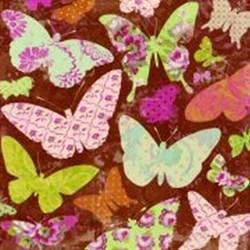 Бумага  Мэдлин: Бабочки - фото 14981