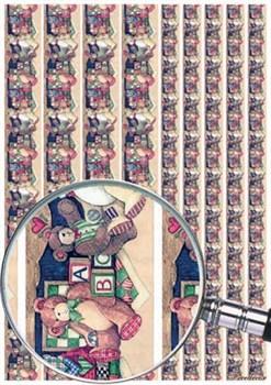 Скрап-карта  Бордюры Игрушки - фото 15468