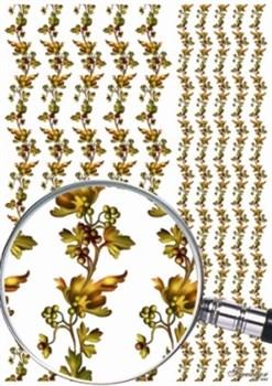 Скрап-карта  Бордюры Листья - фото 15474