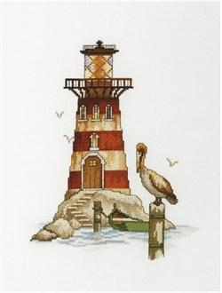 Набор для вышивания  Маяк.Гнездо Пеликана - фото 16169