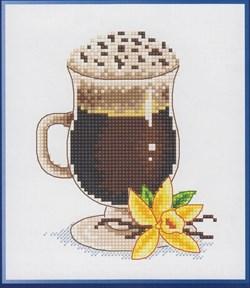 Набор для вышивания  Ванильный кофе - фото 16249