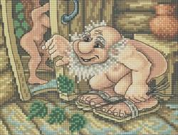 Набор для вышивания  Старый проказник - фото 16252