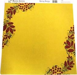 Бумага для скрапбукинга Spring Berries - фото 16841
