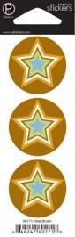 Наклейки  Звезды - фото 17259