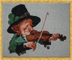 Набор  Лесная скрипка  (The Green Violin) - фото 17578
