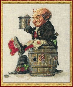 Набор  Пьяница  (Le Cluricaun) - фото 17589