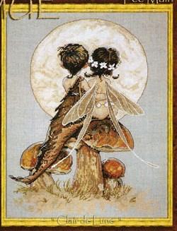 Набор  Лунный свет  (Clair de Lune) - фото 17593