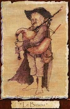 Набор  Волынщик  (Le Biniou) - фото 17595