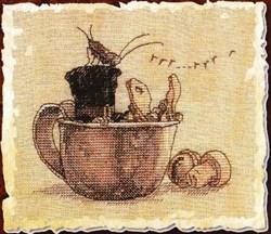 Набор  Пьяная шляпа  (Le Chapeau Ivre) - фото 17596