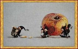 Набор  Яблоко  (Pomme) - фото 17605