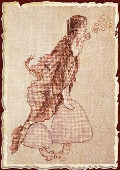 Набор  Фея грибов  (Coprins des Fees) - фото 17609