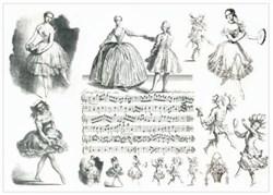 Бумага для декупажа  Фехтование - фото 17969