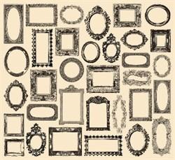 Папиросная бумага Frames - фото 19154