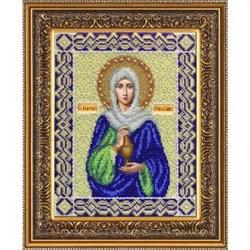 Набор для вышивки бисером   Св. Анастасия Узорешительница - фото 19556