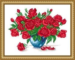 Набор для вышивания  Розы для любимой - фото 20054