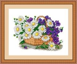 Набор для вышивания  Цветы для мамы - фото 20055