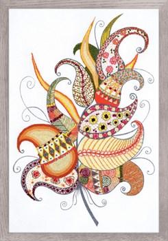 Набор для вышивания  Волшебное перо - фото 22898