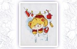 Набор для вышивания  Большая стирка - фото 24613