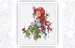 Набор для вышивания  Фея виноградной лозы - фото 24615