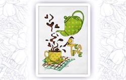 Набор для вышивания  Время чая - фото 24695