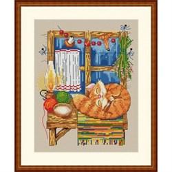 Набор для вышивания  Кот - фото 25085