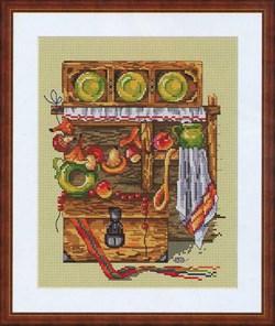 Набор для вышивания  Сундук - фото 25086