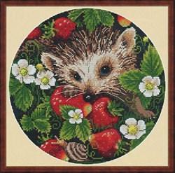 Набор для вышивания  Клубника - фото 25098
