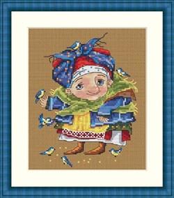 Набор для вышивания  Синичка - фото 25108
