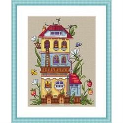 Набор для вышивания  Летний домик - фото 25112