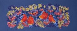 Набор для вышивания  Снегири - фото 25134