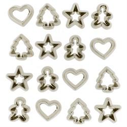 Набор пуговиц  Mini Cookie Cutters - фото 25326