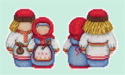 Набор для вышивания  Оберег. Желанница - фото 25626