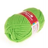 Пряжа  Юбилейная , цвет: яркий салат - фото 26083