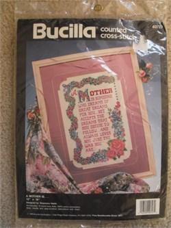 Набор для вышивания  Bucilla A mother is - фото 26874