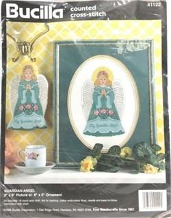 Набор для вышивания  Bucilla Guardian Angel - фото 26876