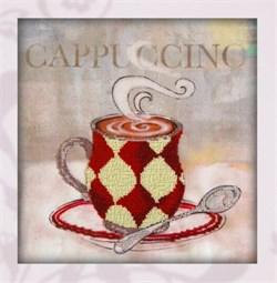 Набор для вышивания бисером  Капучино - фото 26884
