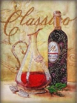 Набор для вышивания бисером  Графин и вино - фото 26890