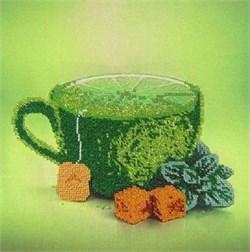 Набор для вышивания бисером  Лимонный чай - фото 26945